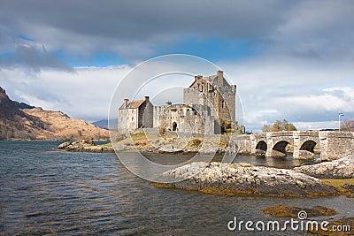 Scotland: Eilean Donan Castle