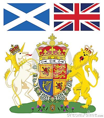Scotland emblem