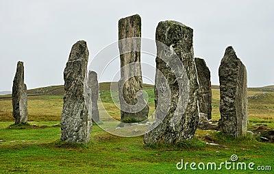 Scotland menhir 1