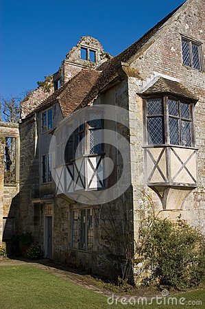 Scotney Castle manor house