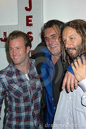 Scott Caan, Steve Olson, Tony Alva, Editorial Photo