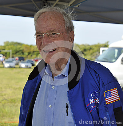 Scott Carpenter Editorial Image
