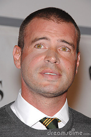 Scott Foley, The Unit Editorial Stock Photo
