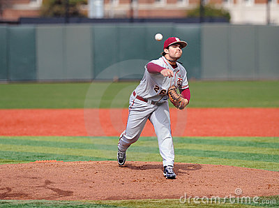 Scott Sitz - Florida State Seminole pitcher Editorial Image