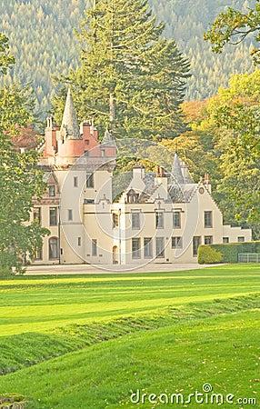 Free Scottish Castle. Stock Photography - 21775462