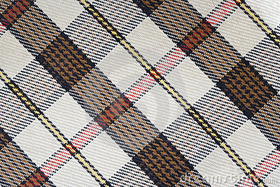 Scottish cloth