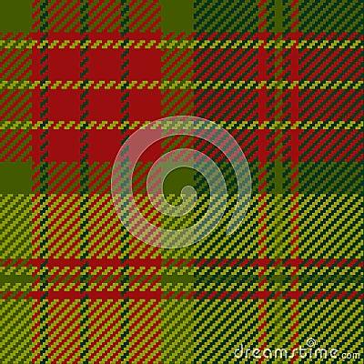 Scottish fabric texture