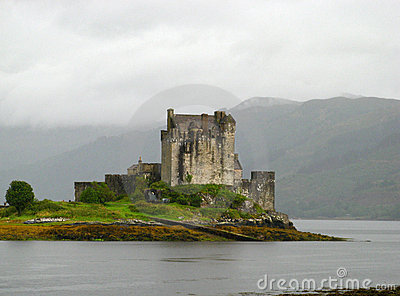 Scottish Highland Castle 02
