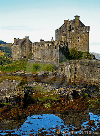 Scottish Highland Castle 08