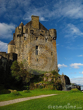 Scottish Highland Castle 11