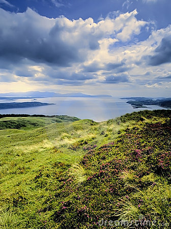Free Scottish Highlands Stock Photo - 6367050