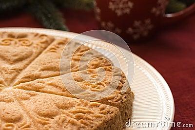 Scottish Holiday Shortbread