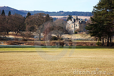Scottish Stately Home