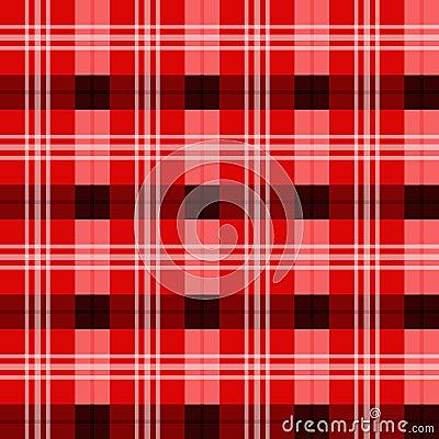 Scottish tartan texture