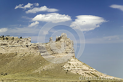 Scotts Bluff National Monument,