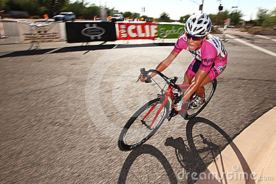 Scottsdale Cycling Festival Criterium Editorial Stock Image