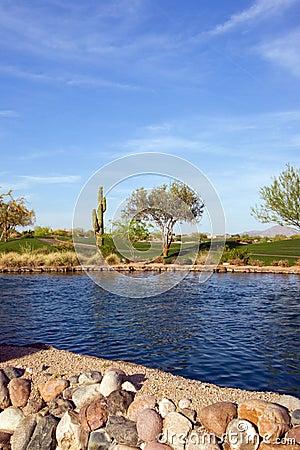 Free Scottsdale Resort Royalty Free Stock Photo - 2182565