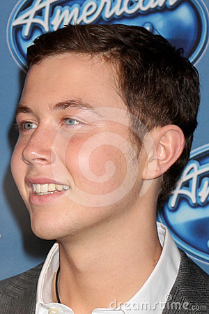 Scotty McCreery Editorial Photo