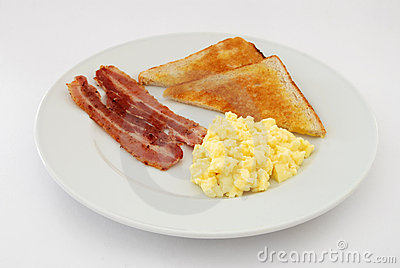 Scrambled Eggs Clipart Roerei Met Spek