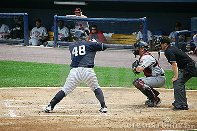 Scranton Wilkes Barre Yankees  Gustavo Molina Editorial Photo