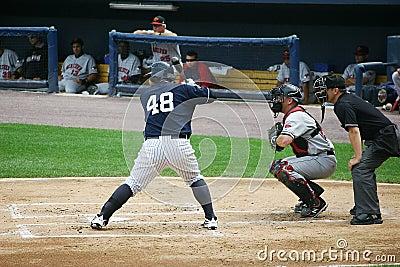 Scranton Wilkes Barre Yankees  Gustavo Molina Editorial Photo