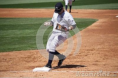 Scranton Wilkes Barre Yankees Jorge Vasquez Editorial Stock Image