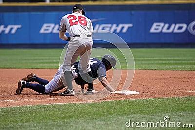 Scranton Wilkes Barre Yankees Justin Maxwell Editorial Stock Image