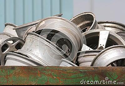 Scrap Wheels
