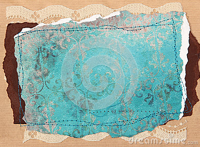 Scrapbook Design Elements - Vintage