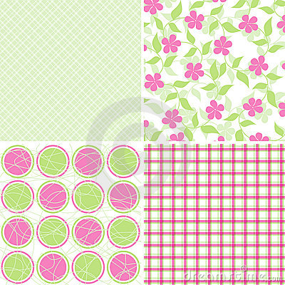 Scrapbook patterns for design,