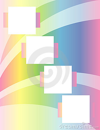 Free Scrapbook - Rainbow Arch Stock Photography - 2484012