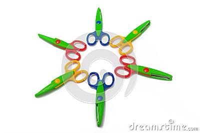 Scrapbooking Craft Scissors