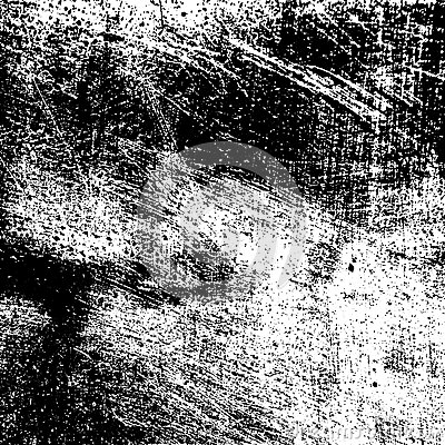 Scratched Overlay Texture
