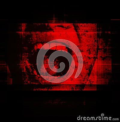 Free Scream Royalty Free Stock Image - 39995916