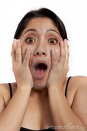 Free Screaming Woman Stock Photo - 3312210