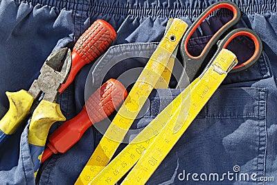 Screwdrivers pliers