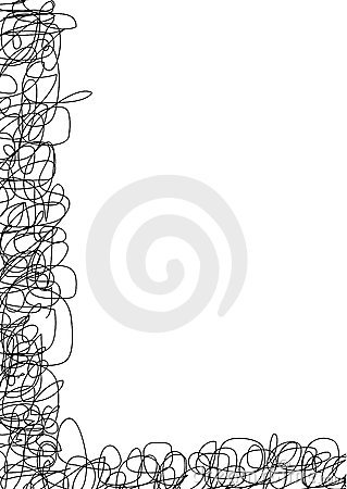 Scribble Border - Free Stock Photos & Images - 5362499 ...