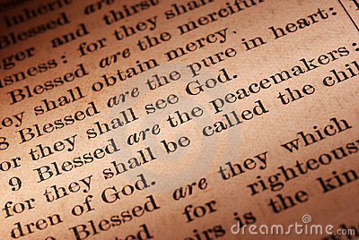 Scripture - Peacemakers