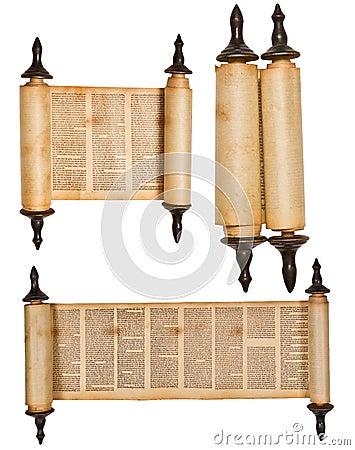 Free Scroll Stock Image - 19043241