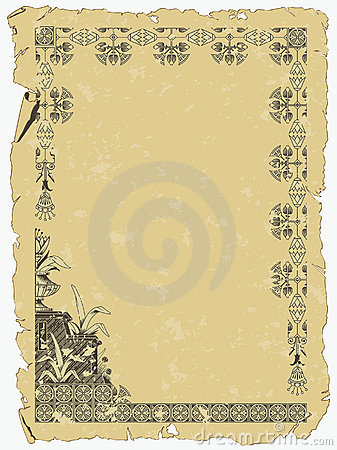 Scroll of Ancient Egypt