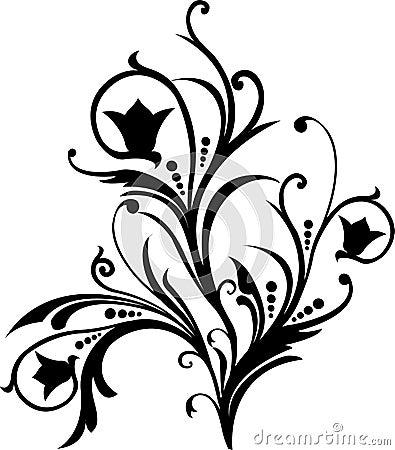 Free Scroll, Cartouche, Decor, Vector Royalty Free Stock Image - 462616