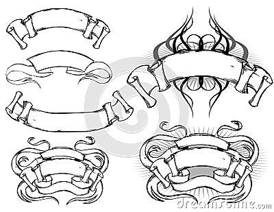 Scroll Design Set