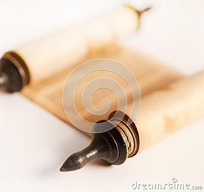 Free Scroll Detail Stock Photo - 11712240