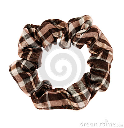 Free Scrunchies For Hair Royalty Free Stock Image - 31509986
