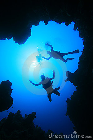 Free Scuba Diving Royalty Free Stock Photos - 13307818