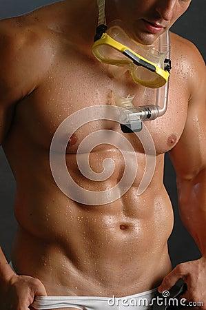 Scuba torso