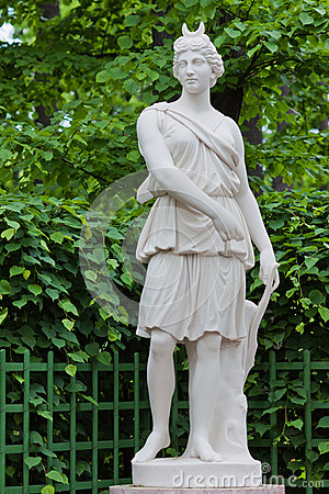 Sculpture of Athena