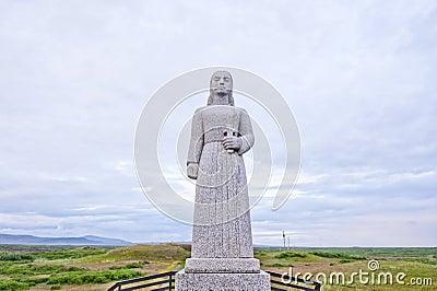 Sculpture in Iceland