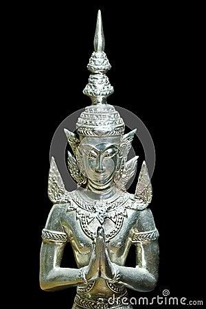 Sculpture illustrating Ramayana