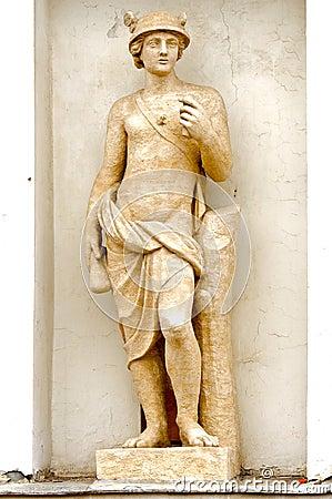 Sculpture Mercury